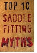 Top 10 Saddle Fitting Myths