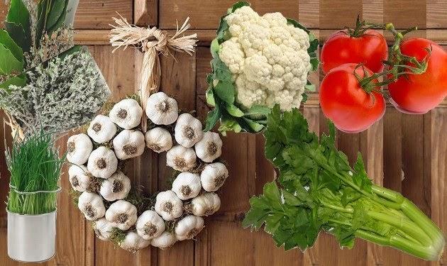 Mes recettes au Naturel: Quatre aliments à mettre dans