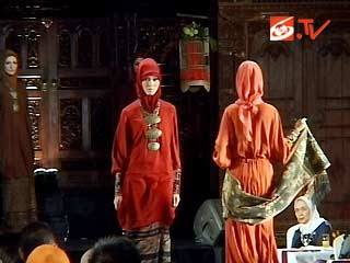 Fashion Week Busana Muslim Indonesia