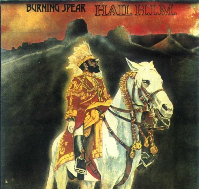 Burning Spear Hail HIM
