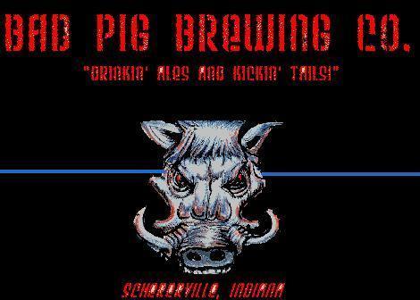 Bad Pig Beer Blog