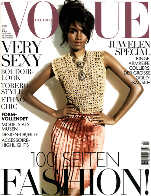 Vogue Cover Germany