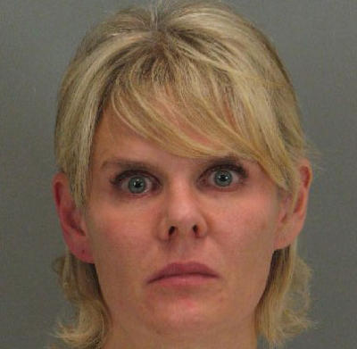 Sara Cole, 47-year-old women from Los Gatos, California, has been arrested ...