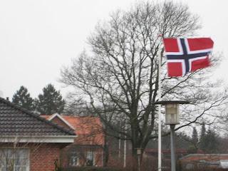 Flag har nu en vis betydning