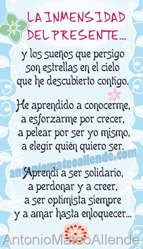 Poemas en espanol de amistad Constellation Aviation Consulting