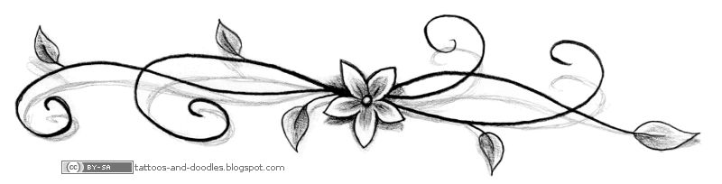 Tattoos and doodles: July 2010