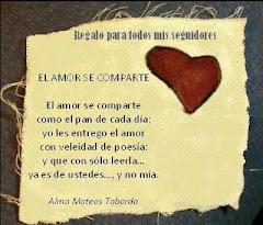 El amor se comparte