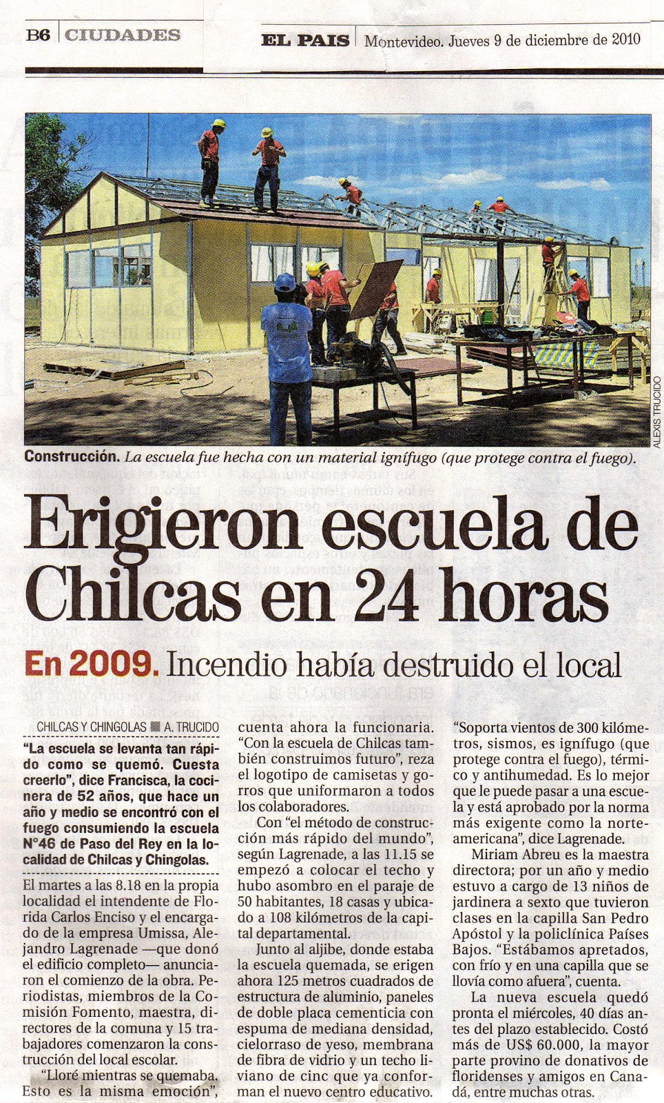 diario de el pais: