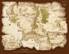 Mapa de Tierra Media