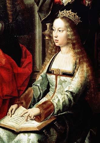 La Reina Isabel la Católica
