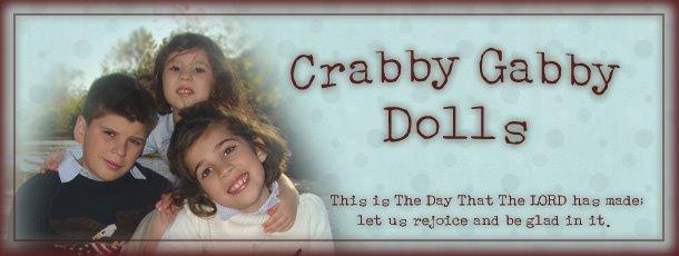 CraBBy GaBBy Dolls