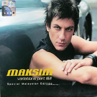 Maksim - Variation PART 1 & 2 (2004)