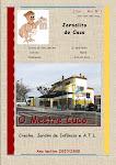 Já está à venda a 1ª edição do Jornal do Mestre Cuco