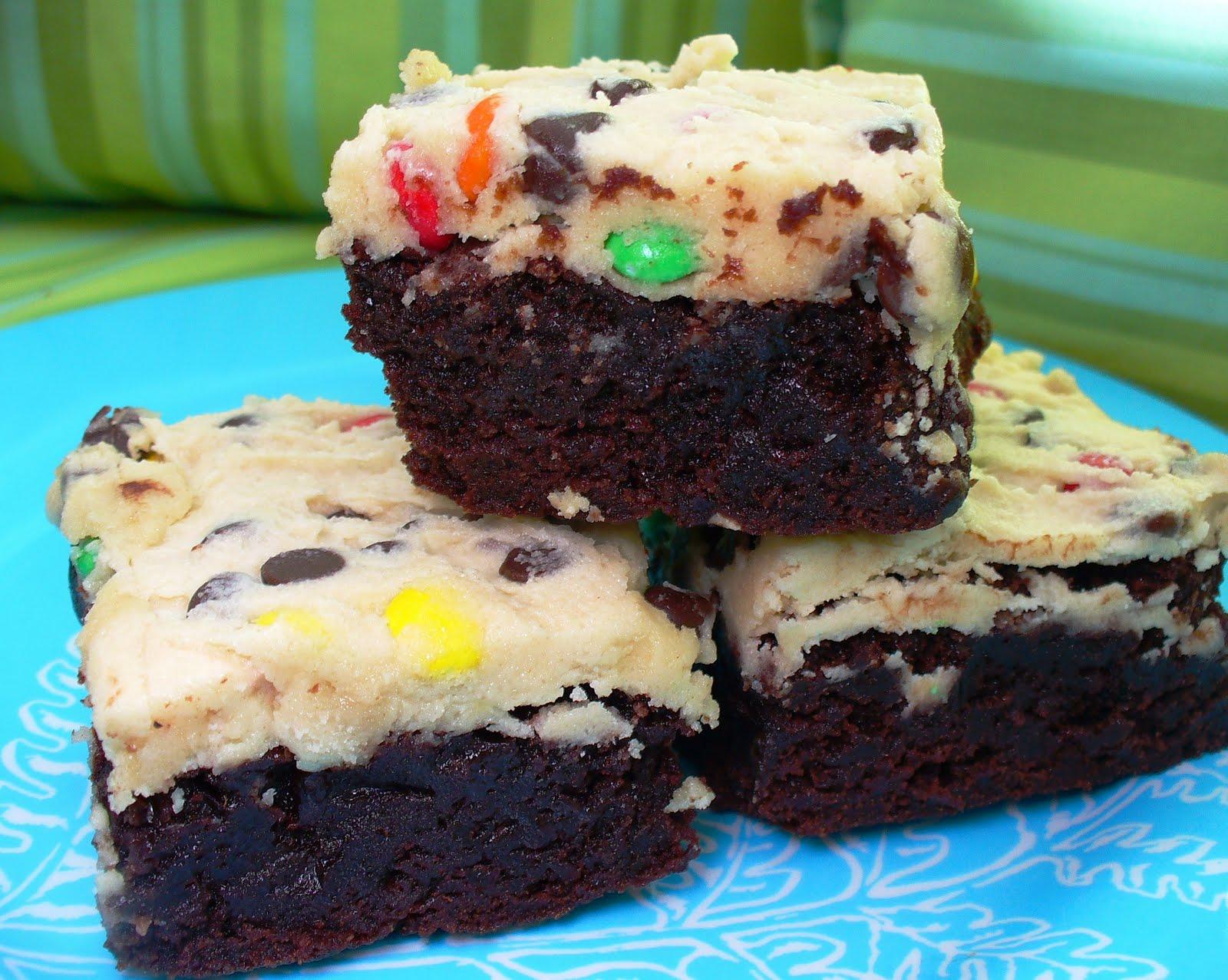 Leenee's Sweetest Delights: Chocolate Chip M&M Cookie ...