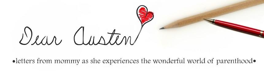 Dear Austen...