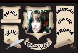 """Premio Blog Escritores con Luz Propia"""