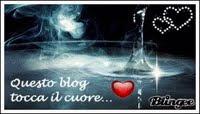 Premio Questo Blog tocca íl cuore.