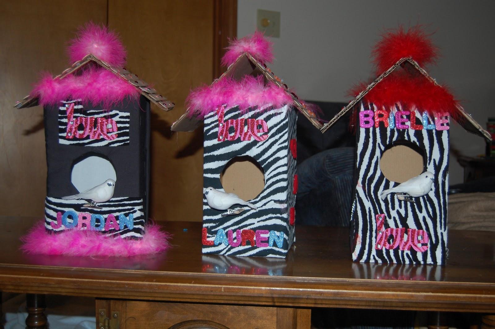 2011 5th Grade Valentine Box