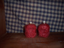 GRUBBY HEART VOTIVES