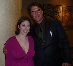 Chris Noth and Me