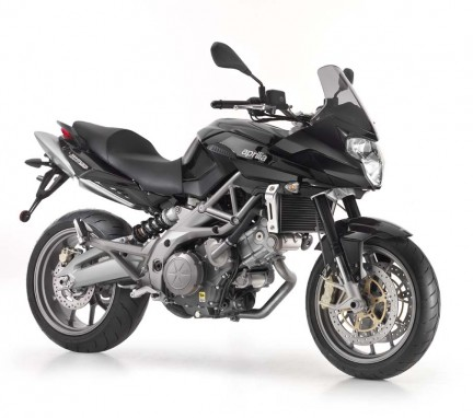 Aprilia on World Of Bikes  Aprilia Shiver 750 Gt