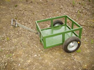 Kovan Taşıma Arabası