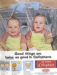 Plastic-Wrapped Babies Anyone?