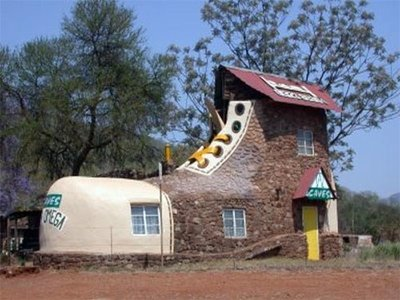The Shoe House 7 Rumah Paling Unik di Dunia