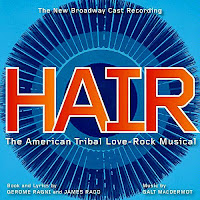 cover of Hair soundtrack