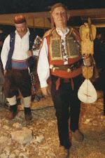 Guslari Mile Krajina i Dane Jurić
