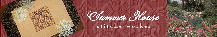 Summer House Stitche Workes