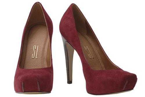 sapatos meia pata 2011