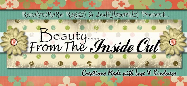 BeaUty from the inside out...