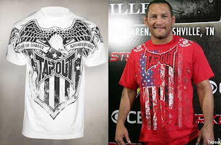 Shirts Without Random Triangles: Tapout presents your