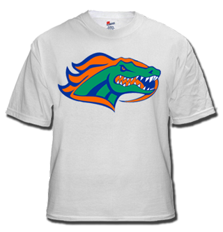 Shirts Without Random Triangles: It had to happen-The Broncogator