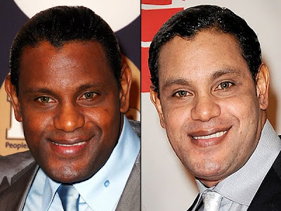 Sammy Sosa outlook is a little...brighter?
