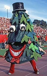 [BLEEP] YOU, MASCOT! The Stanford Tree
