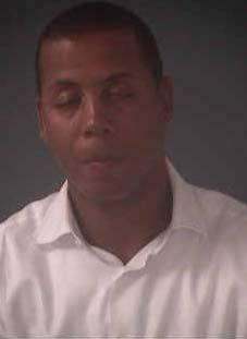 Here's Damon Evans' DUI mug shot