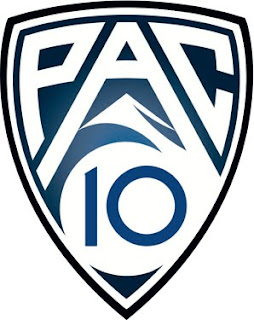 New Pac-10 logo is a little underwhelming.