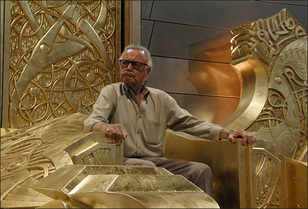 What Passes for Life: Stan Lee at Comic-Con