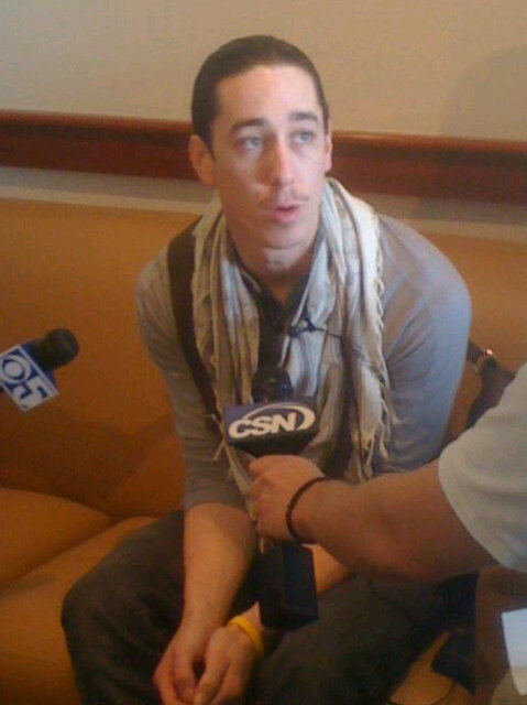 Tim Lincecum got a haircut?