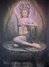 la danza de la diosa