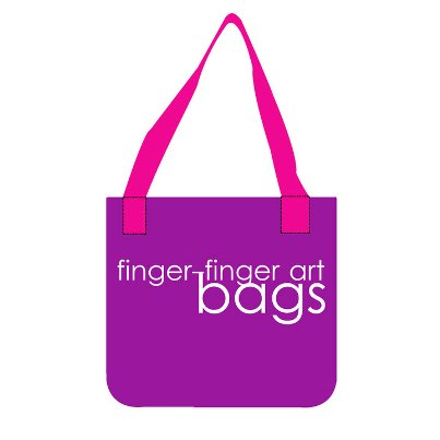 Finger-finger Art Bags
