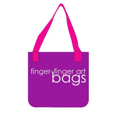 Finger-finger Art Bags