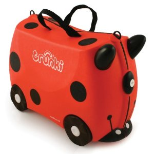 Trunki Harley Ladybug Luggage Limited RM279.00 PER UNIT
