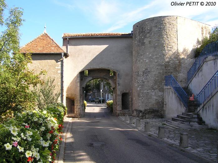 LIVERDUN (54) - La Porte Haute