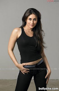 Bollywood Hot Girl Kareena Kapoor Biography