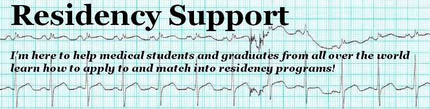 Residency Support