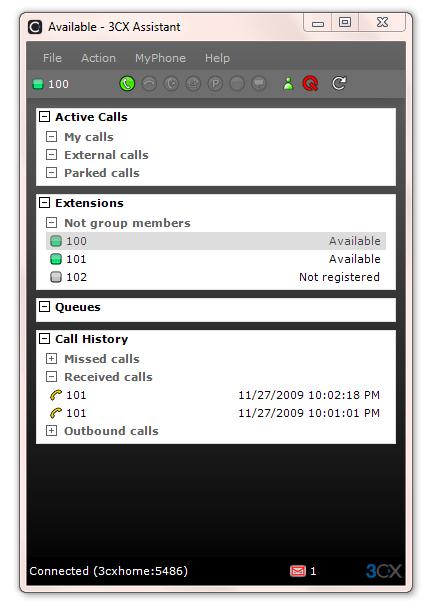 Matt Landis Windows PBX & UC Report: The 3CX Call ...