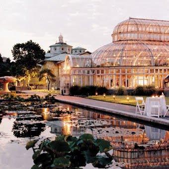 Ariel Yve Design Brooklyn Botanical Gardens